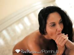 Puremature - ava addams and her gigantic tits fucked