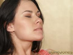 Danejones slim young russian raven with tight pussy pounded
