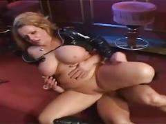 Hot fuck in german bar - girlpornvideos.com