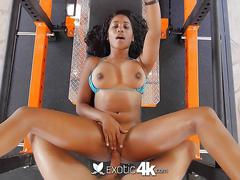 ebony, hardcore, interracial, blowjob, facial