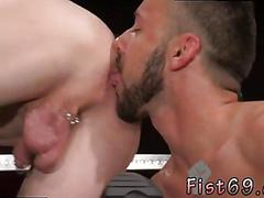Gay cops kissing switching positions axel lays back and milks his pierced uncircumcised