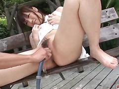 Top rated japanese pov sex with naughty yuri sato