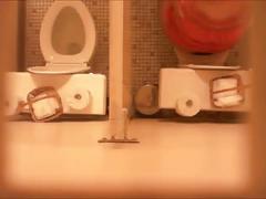 Bathroom spy 1