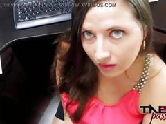 Big ass milf madisin lee makes homemade porn with son