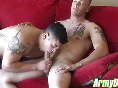 Chase slip his big hard dick inside flips tight ass
