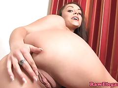 French babe assfucked