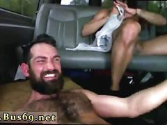 Straight college jock gets his first bj gay amateur anal sex with a man bear