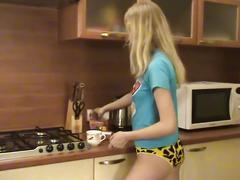 Hot blonde russian 7