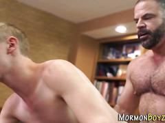 Bear bishop bangs mormon