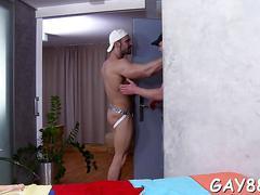 massage, hunk, blowjob, hardcore, gay