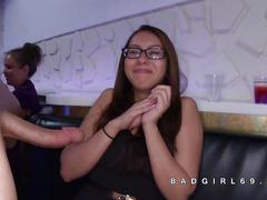 Women lose minds for big stripper cocks