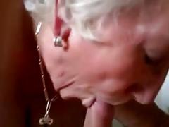 Very nice grandma suck cock