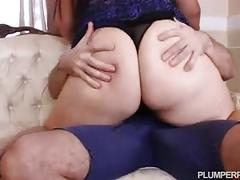 Big booty stripper fucks young stud