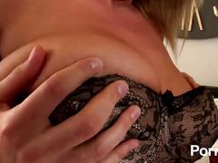 Huge natural tits - scene 6