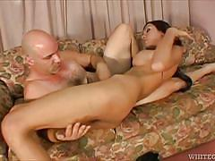 Guy get's his ass destroyed by a tranny @ asian transsexuals