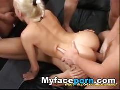 German lesbian anal gangbang - myfaceporn.com