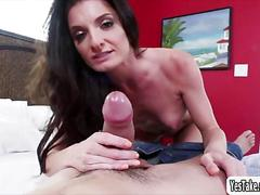An intense anal penetration with silvia saige perfect asshole