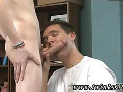 Big man and boy gay sex that large stiffy will end up in the lad brown sphincter and the