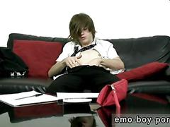 Guy first gay sex video tumblr hot emo stud tyler archers gives us his utter attention in