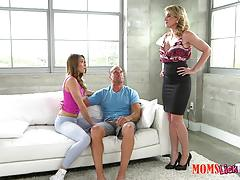 Muff tasting milf and step daughter kirsten lee and cory chase