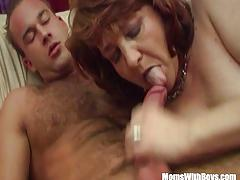 Mature mature loves to fuck