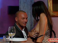 Sex before dinner