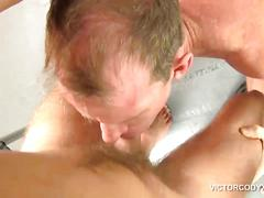 Sling fucking raw threesome