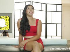 Castingcouchhd miranda bangs fake rap video casting director