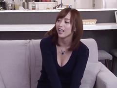 Yu namiki-retirement work exciting t-back segment