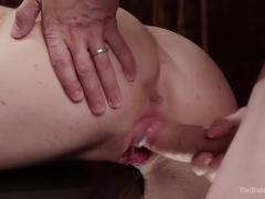 20 year old anal slave trained in rough sex and bondage