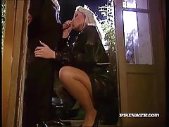 Babe silvia saint loves cock