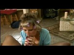 That same milf housewfe milking another bbc