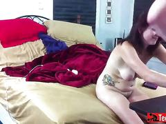 Amateur web cam couple fuck