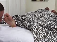 hunk, twink, feet, fetish, gay, toe sucking
