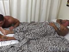 Gay porn foot male and feet of man nude johnny hazard worshiped jerked in his sleep