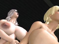 bareback, anime, cartoon, hentai