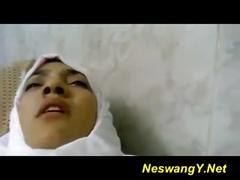 Egyption nurse fucked by doctor in hospital