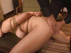 Bondage daughter sister saki hatsumi segment