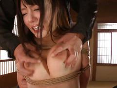 Bondage daughter sister saki hatsumi
