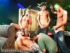 No download young gay boys free porn a lucky few lay down on stage and get a heaping