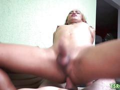 Shemale agata dutra bareback fucked