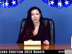 Cock riding candidate cherie deville