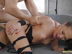 Amazing cock slobbering kalina ryu