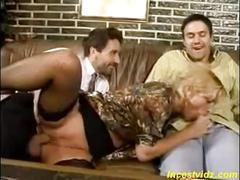 Bea dumas - german mom dad son