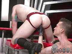 Gay men foot fisting gay men and uncut black daddy tatted beauty bruce bang and fetish