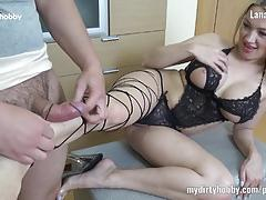 Amateur blonde loves to fuck