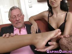 anal, ass, babe, footjob, hardcore, fetish, threesome