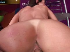 Jane gets a rough morning fuck from david perry
