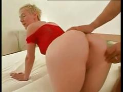 Real german anal fuck (amateur, homemade, cum in ass)