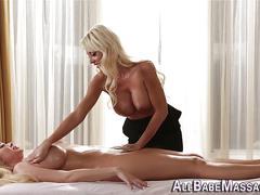 Hooters lesbian massage